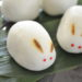 How to make ★Rabbit Dumpling★for Japanese Moon Festival~うさぎ饅頭の作り方~(EP71)